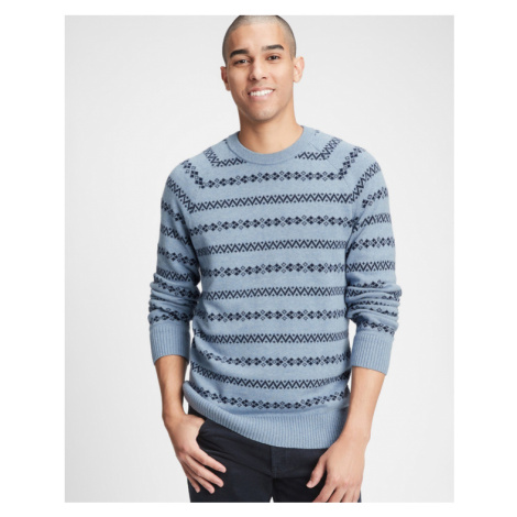 GAP Sweater Blue Grey
