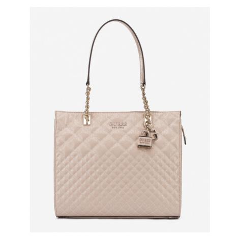 Guess Queenie Handbag Beige