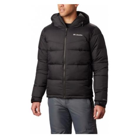 Columbia ICELINE RIDGE JACKET black - Men's winter jacket