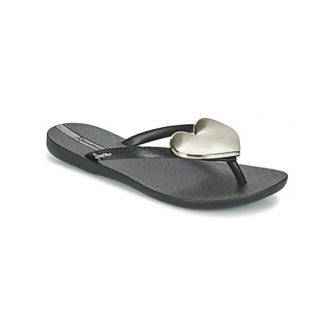 Ipanema MAXI FASHION II women's Flip flops / Sandals (Shoes) in Black
