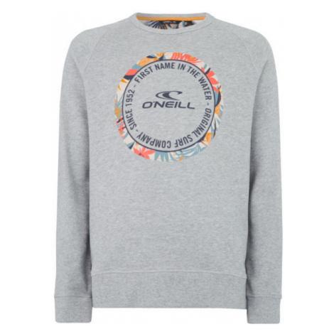 O'Neill LM MAKENA CREW SWEATSHIRT grey - Men's sweatshirt