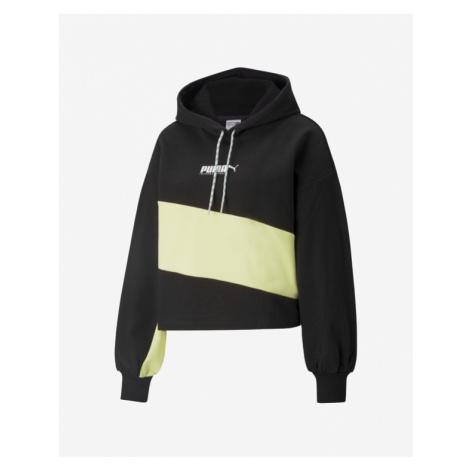 Puma Intl Sweatshirt Black Yellow
