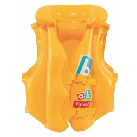 Bestway SWIM SAFE BABY VEST STEP B yellow - Children's inflatable vest