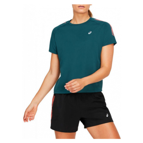 Asics ICON SS TOP blue - Women's sports T-shirt