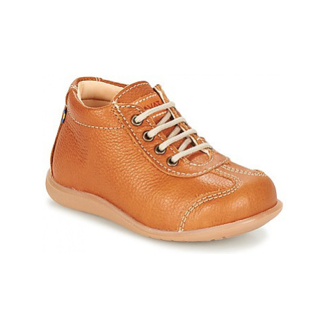 Kavat ALMUNGE girls's Children's Mid Boots in Brown