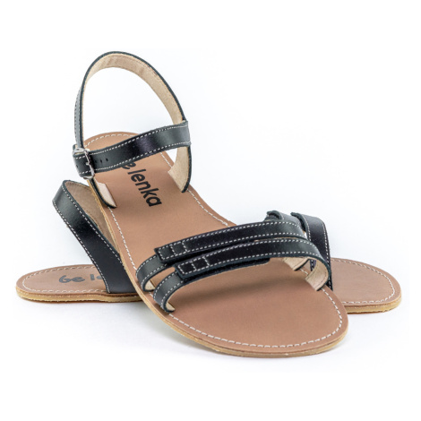Barefoot Sandals - Be Lenka Summer - Black 43