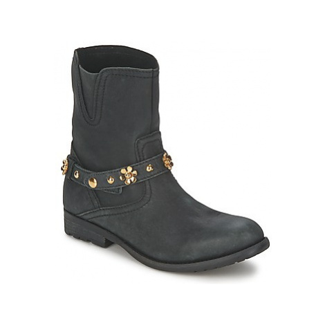 Moschino Cheap CHIC CA21013G1ZCE women's Mid Boots in Black