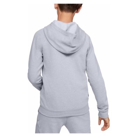 Under Armour Rival Kids sweatshirt Grey