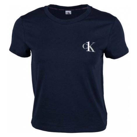 Calvin Klein S/S CREW NECK black - Women's T-shirt