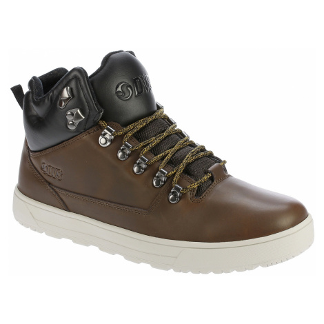 shoes DVS Vanguard+ - Chocolate Brown Leather