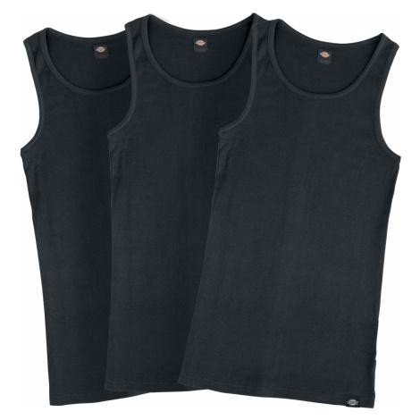 Dickies - Proof Pack 3-Pack - Tanktop - black
