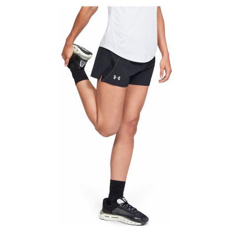 Under Armour Qualifier Speedpocket Shorts Black