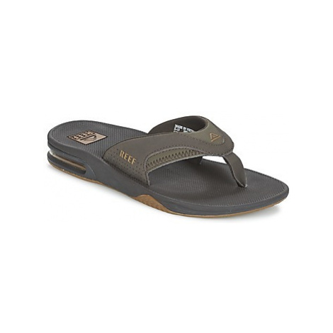 Reef FANNING men's Flip flops / Sandals (Shoes) in Brown