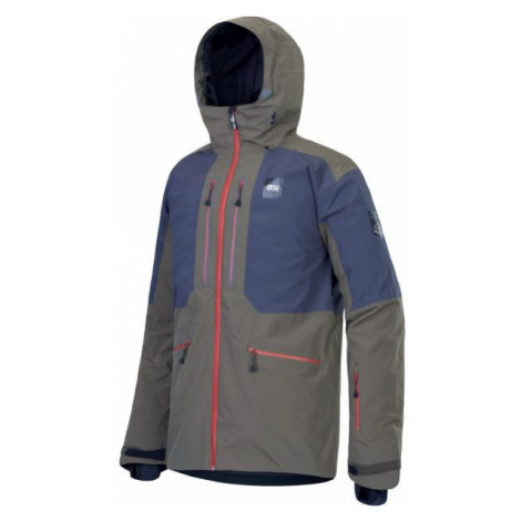 Picture NAIKOON grey - Men's winter jacket