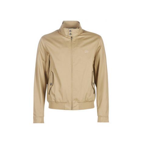 Lacoste BH3325 men's Jacket in Beige