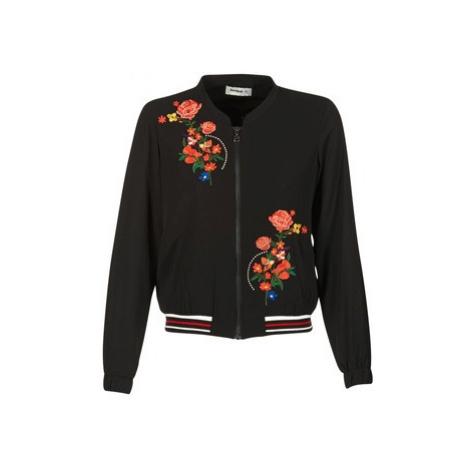 Desigual DERASERO women's Jacket in Black