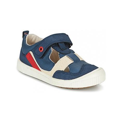 Kickers ZIGUERO boys's Children's Sandals in Blue