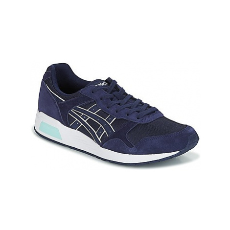 Asics LYTE-TRAINER women's Shoes (Trainers) in Blue