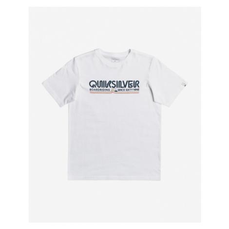 Quiksilver Like Gold Kids T-shirt White