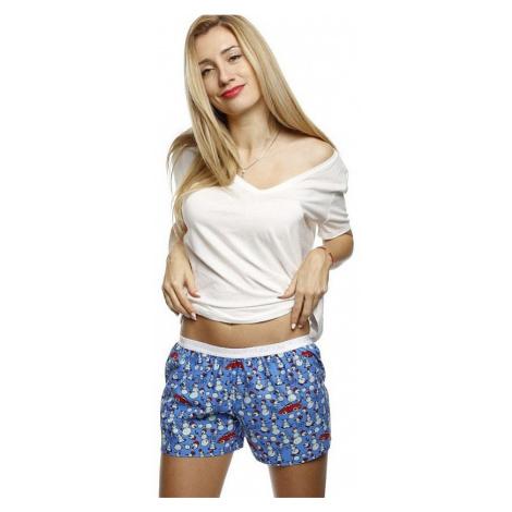 shorts Represent Snow Balls - Blue - women´s