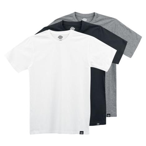 Dickies Multi Colour T-Shirt 3-Pack T-Shirt black grey white