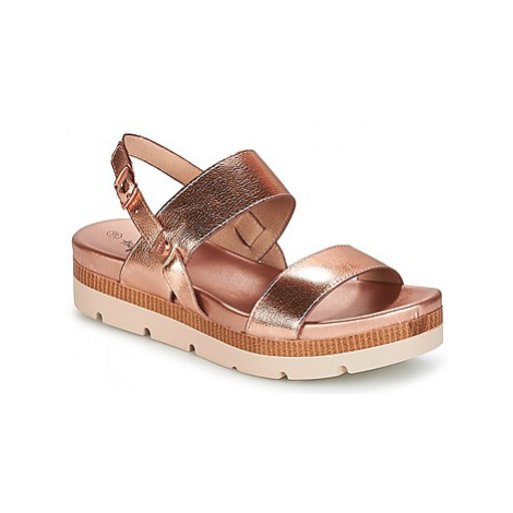 Xti YODRIVEC women's Sandals in Pink