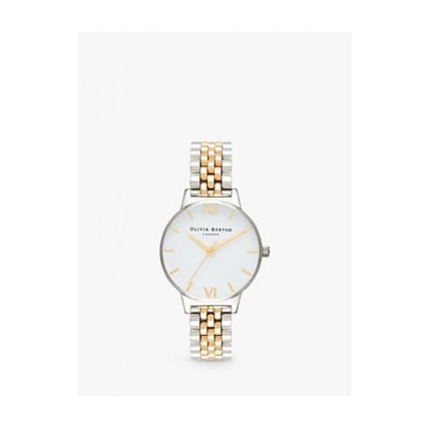 Olivia Burton Women's Five Link Bracelet Strap Watch