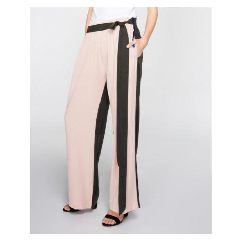 Jakub Polanka x Bibloo Aloes. Trousers Black Pink