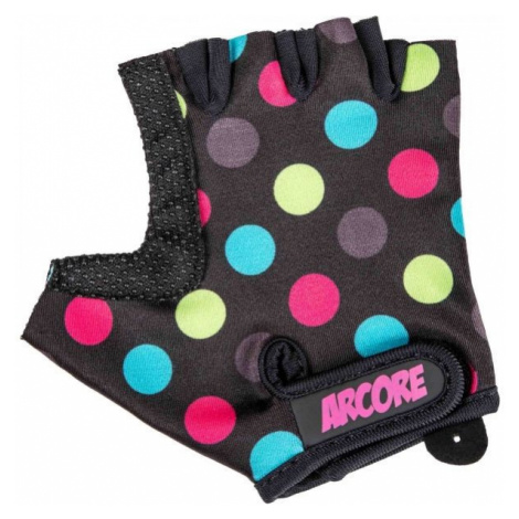 Arcore ZOAC purple - Kids' cycling gloves