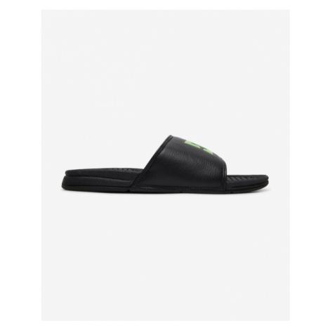 DC Slippers Black