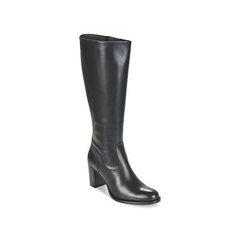 Perlato IJINE women's Mid Boots in Black