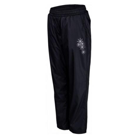 Lewro NOAM dark gray - Insulated kids' trousers