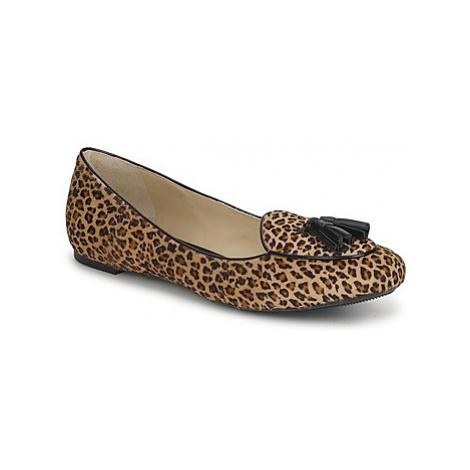 Etro EDDA women's Shoes (Pumps / Ballerinas) in Beige
