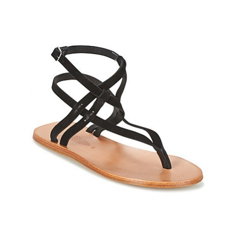 N.d.c. GOKHAR women's Sandals in Black