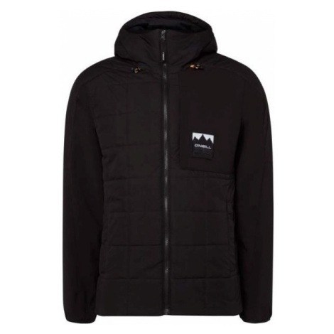 O'Neill PM MANEUVER QUILT-MIX JACKET black - Men's winter jacket