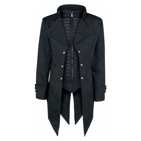Poizen Industries - Barnes Coat - Coat - black