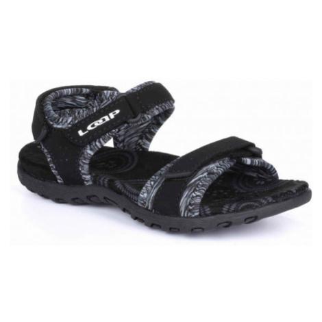 Loap KETTY JR black - Kids' sandals