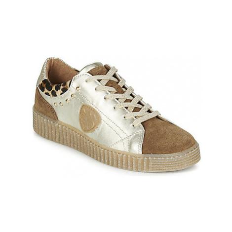 Philippe Morvan ZIMAX V2 LAMINATO women's Shoes (Trainers) in Beige
