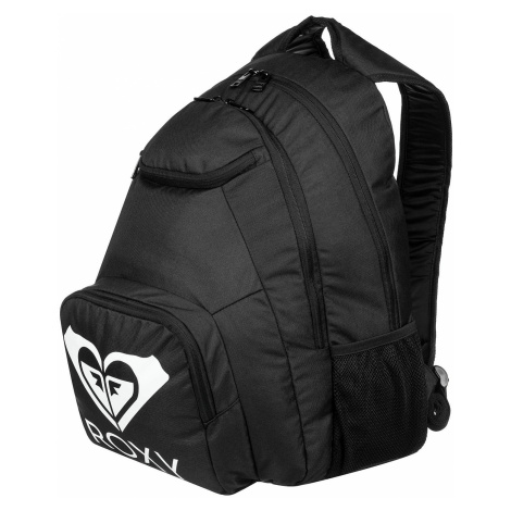 backpack Roxy Shadow Swell Solid Logo - KVJ0/Anthracite - women´s