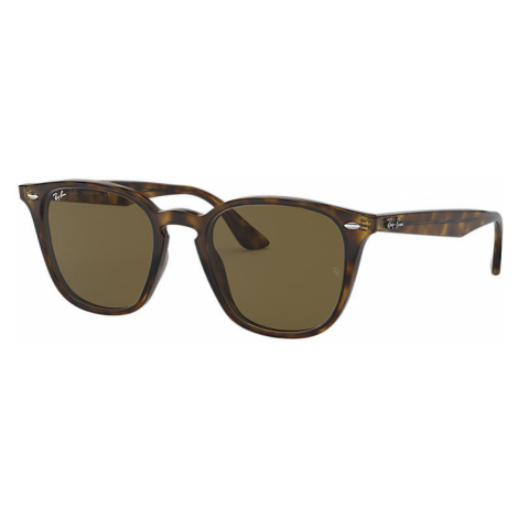 Ray-Ban Rb4258 Man Sunglasses Lenses: Brown, Frame: Tortoise - RB4258 710/73 50-20