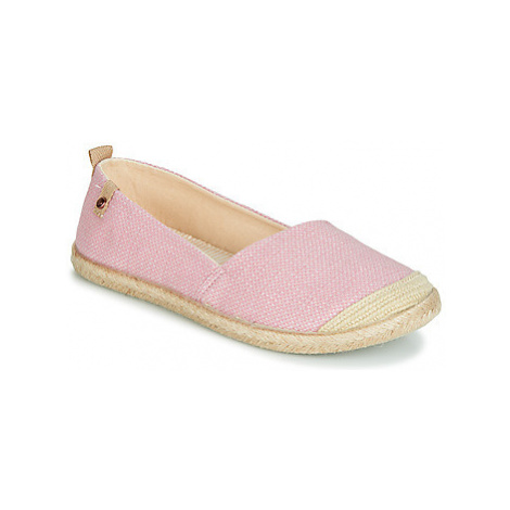 Roxy FLORA II J SHOE BSH women's Espadrilles / Casual Shoes in Pink