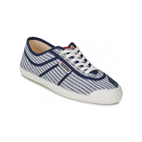 Kawasaki FANTASY NAUTICO men's Shoes (Trainers) in Blue
