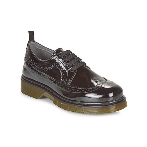 Citrouille et Compagnie LOUVINO girls's Children's Casual Shoes in Black
