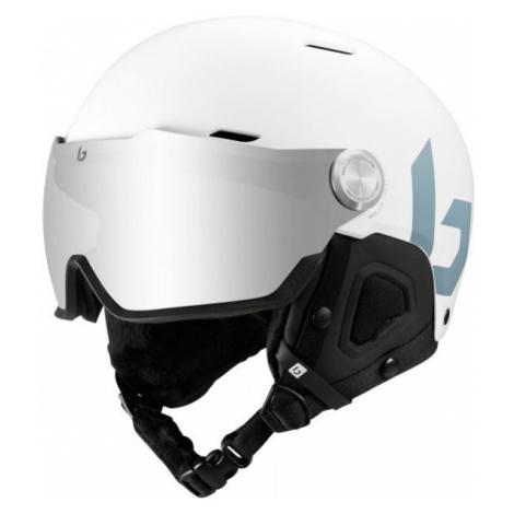 Bolle MIGHT VISOR CM - Ski helmet with visor