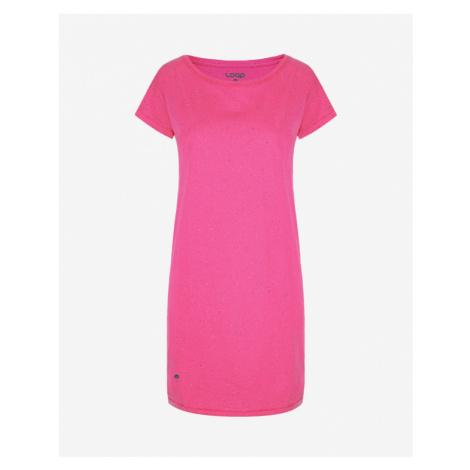 Loap Bulby Dress Pink