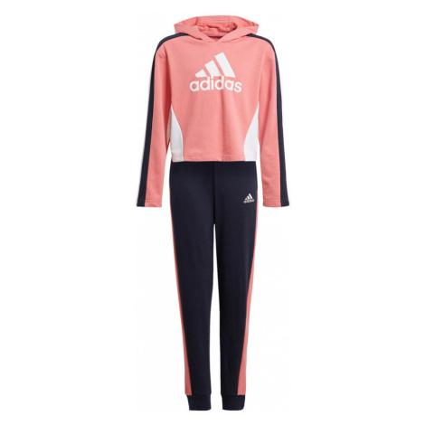 Hooded Crop Tracksuit Women Adidas