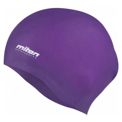 Miton CORAL purple - Kids' swimming cap