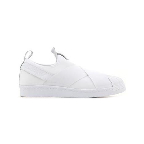 Adidas Adidas Superstar Slip-On BZ0111 men's in White