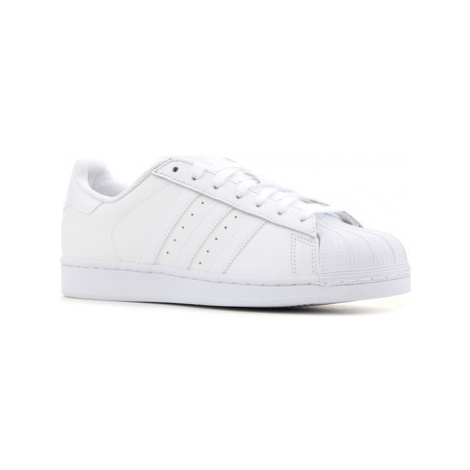 Adidas Adidas Superstar Foundation B27136 men's Shoes (Trainers) in White