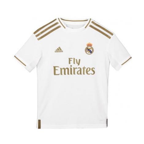 Real Madrid Home Shirt 2019-20 - Kids Adidas